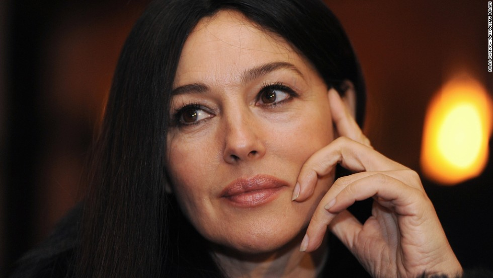 "Umbrian-born Monica Bellucci is a former model and actor who appears in Italian, French and English-language cinema. For those in the States, she is most recognizable for her roles in ""The Matrix"" sequels and ""The Passion of the Christ."" Bellucci will celebrate her 50th birthday on September 30."