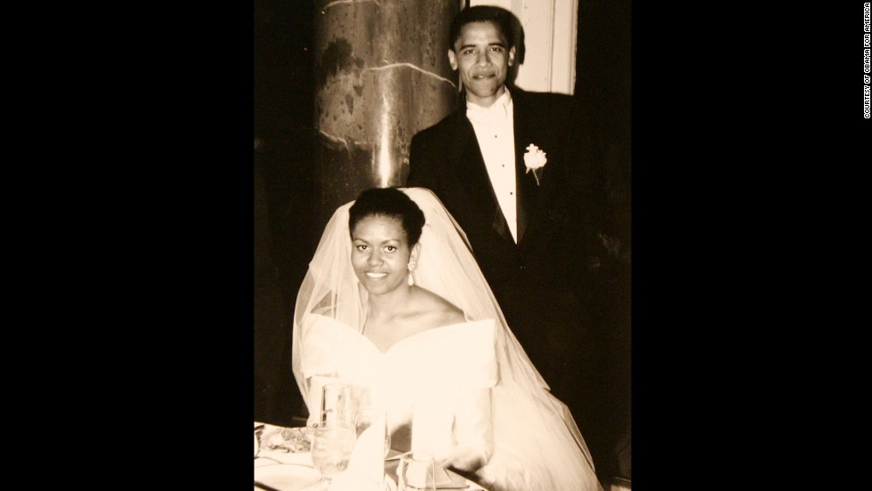 The couple married on October 3, 1992.