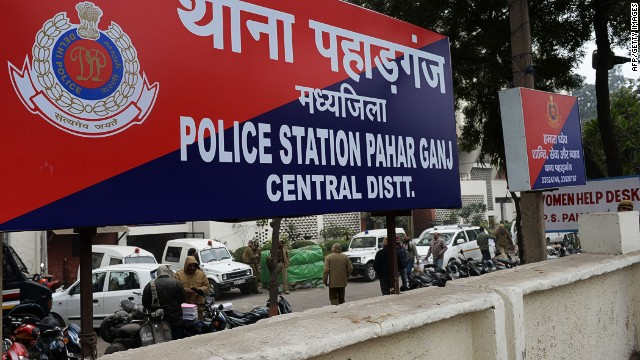 Arrests made in New Delhi tourist rape