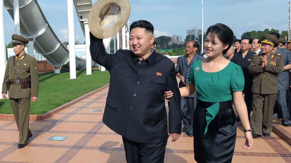 "<a href=""http://www.cnn.com/2012/10/31/world/asia/north-korea-pregnancy-rumors/index.html"">Pregnancy rumors swirled</a> when North Korean first lady Ri Sol Ju disappeared for months in 2012. Officials never announced whether the rumors were true. But former basketball star Dennis Rodman has called President <a href=""http://edition.cnn.com/2013/09/09/world/asia/north-korea-rodman-kim-daughter/index.html"">Kim Jong Un a ""good dad""</a> and said he cradled the couple's baby girl last year."