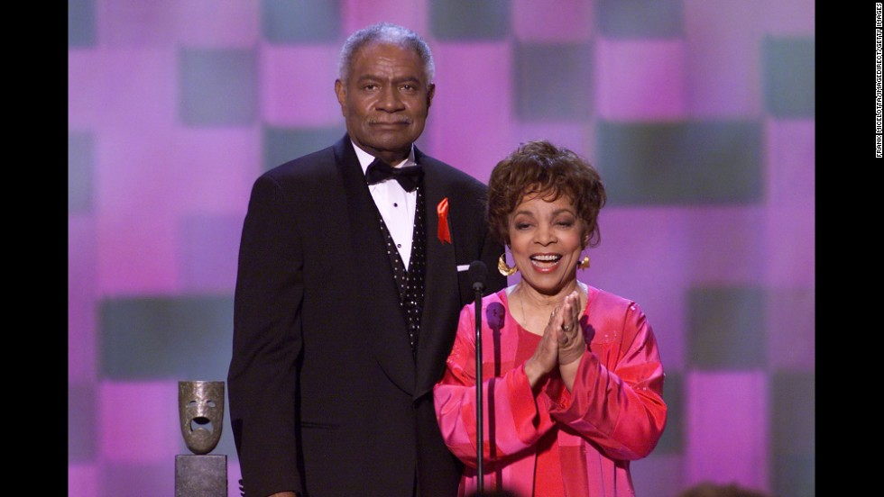 Ossie Davis and Ruby Dee (2000)