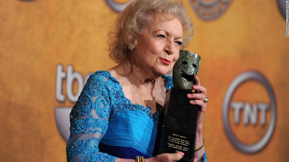 Betty White (2009)