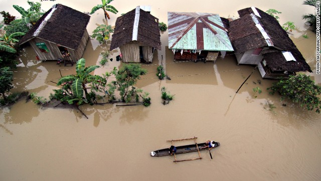 Rain continues to punish Philippines