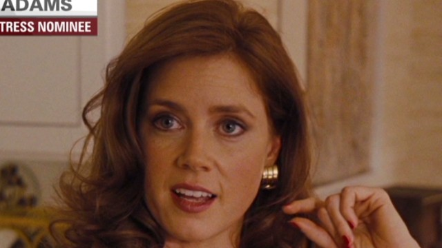 Amy Adams: 'I'm at a loss for words'