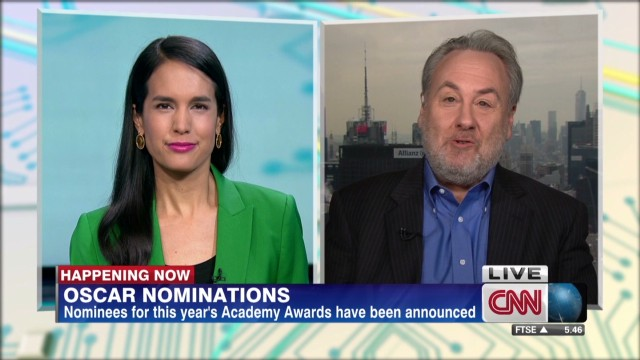 Analyzing Oscar nominations