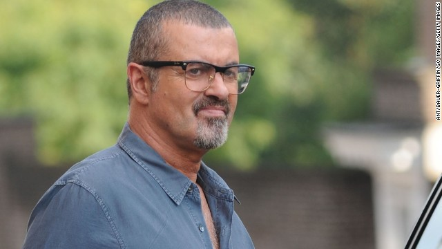 George Michael, shown in 2013, last week spent two days in a London hospital.