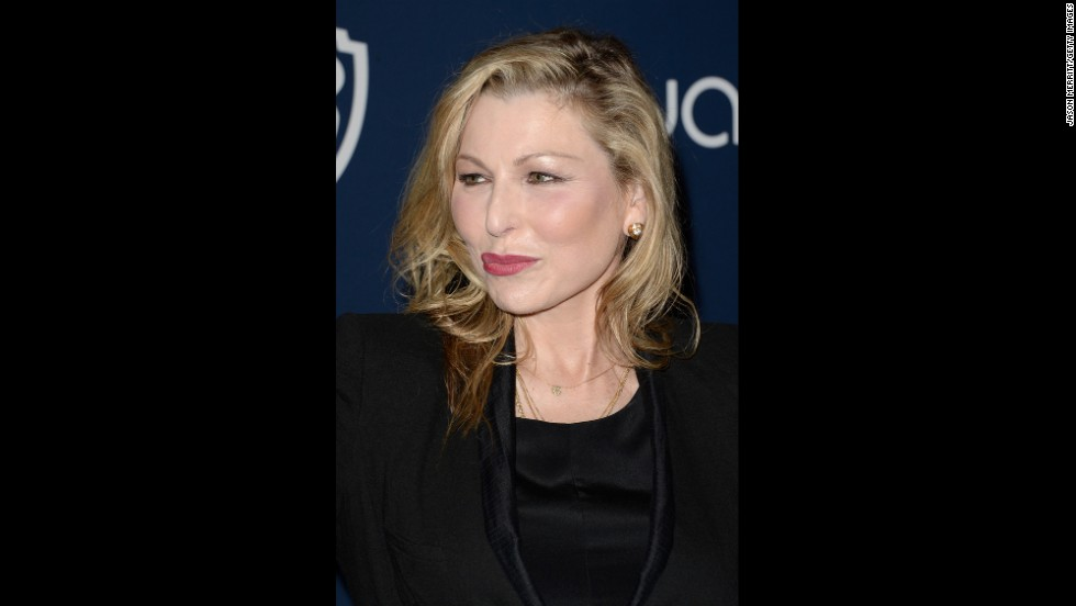 Actress Tatum O'Neal, who at 10 years old was once the youngest person ever to win a competitive Academy Award, turned 50 on November 5.