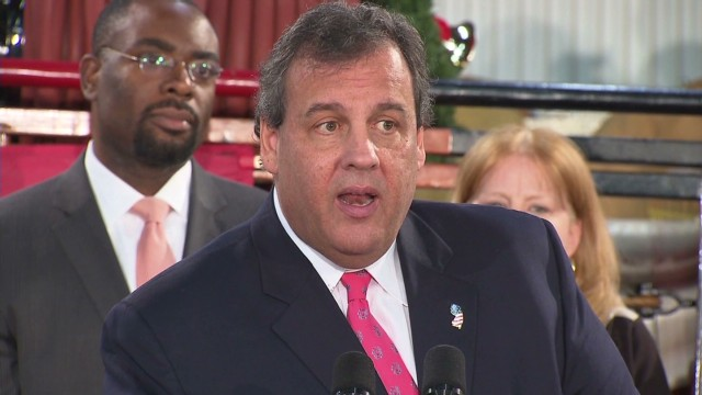 Christie addresses challenges ahead