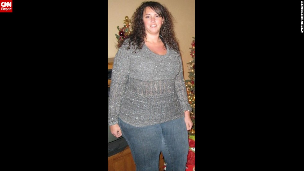 "Torrie Creamer started her weight loss journey two and a half years ago at 322 pounds. She went through ""a roller coaster of emotions and trials,"" she says."