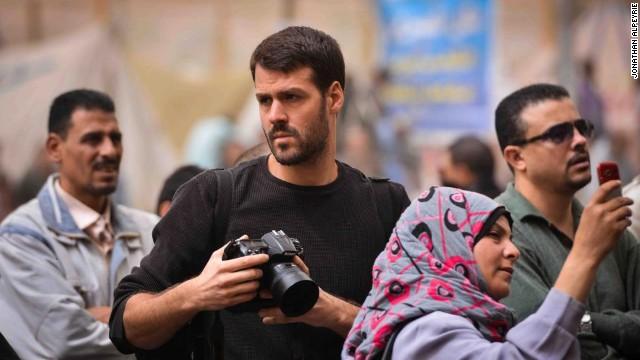 Photographer Jonathan Alpeyrie