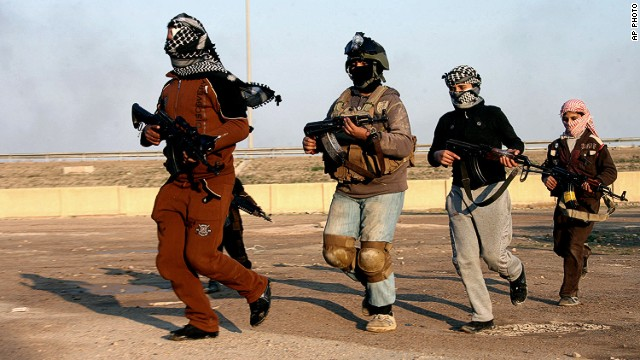 Sunni view of Iraq rebellion