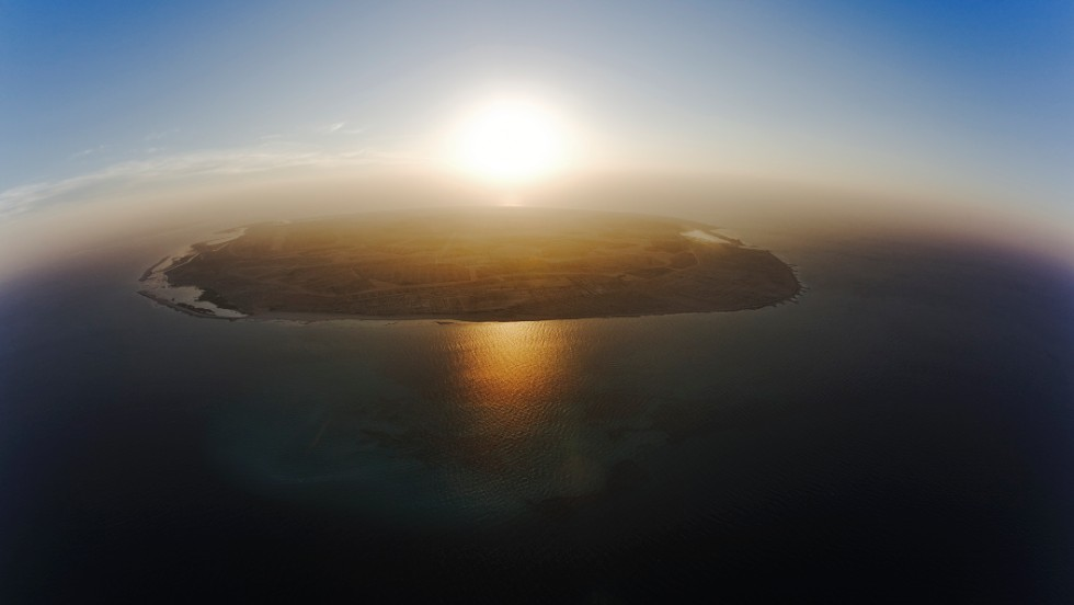Originally permitted in small numbers only, visitors now have far greater freedom to stay on Sir Bani Yas.