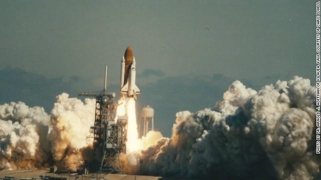 Long-forgotten Challenger photos found