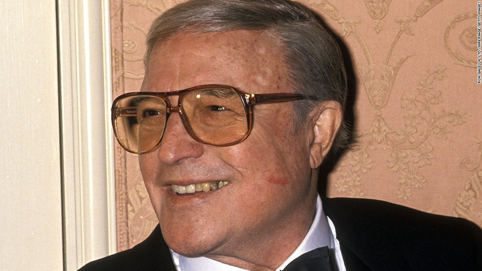 Gene Kelly (pictured in 1989) received the award for 1988.