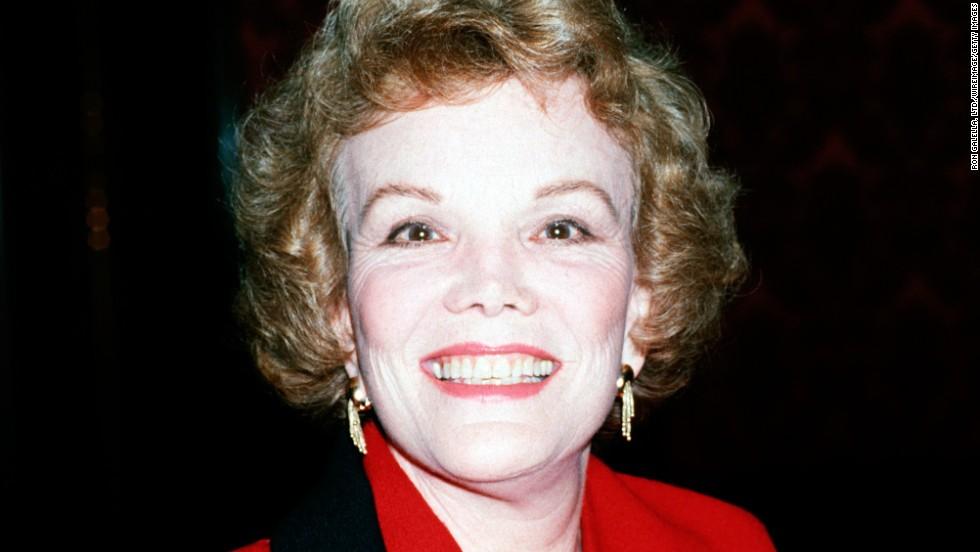 Nanette Fabray (1986)