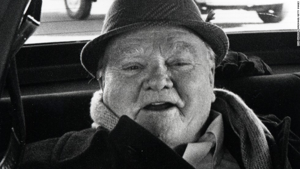 James Cagney (pictured in 1980) received the award for 1977.