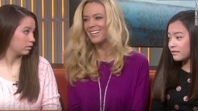 Kate Gosselin S Twins Awkward Interview Cnn Video