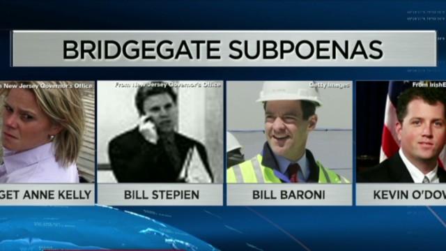 Key players subpoenaed in bridge scandal