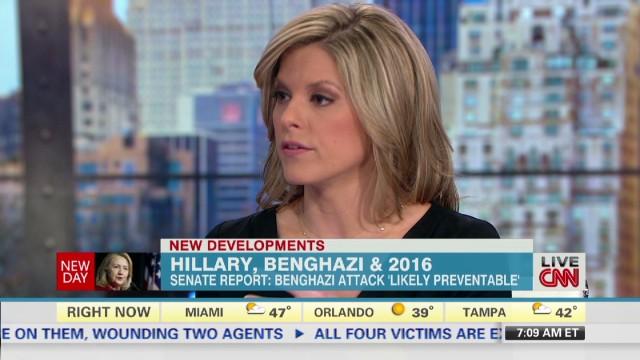 Hillary, Benghazi and 2016