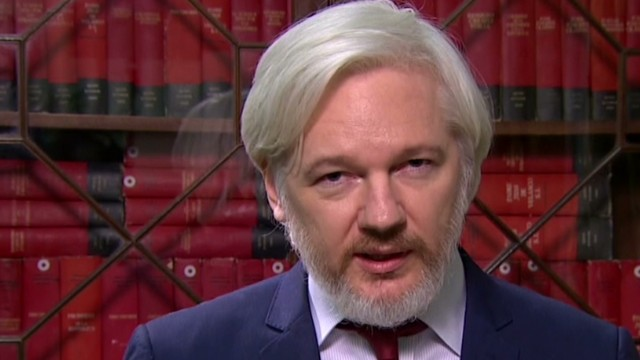 Assange: It is 'embarrassing' for Obama