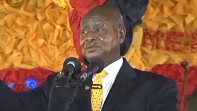 Ugandan president to sign anti-gay bill