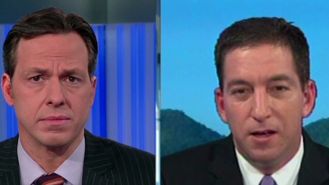 Greenwald reacts to Obama's NSA reforms