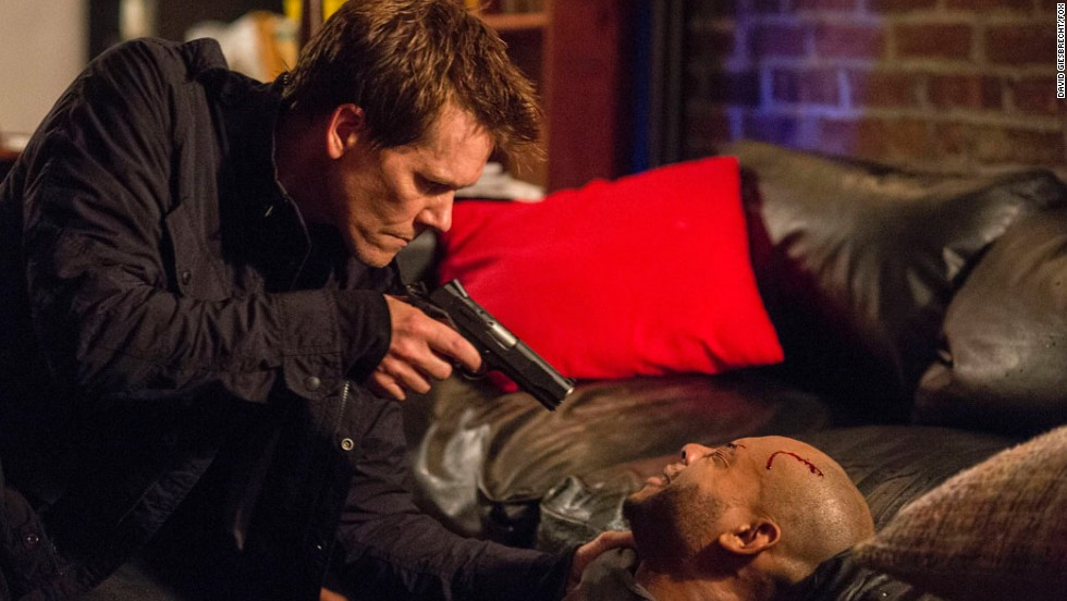 "<strong>""The Following"": </strong>Just before its second season premiered, producers said the show's violence has been toned down."