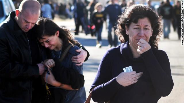 Shootings shatter sense of safety