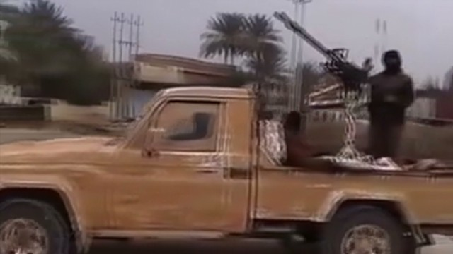 Iraqi armed rebellion