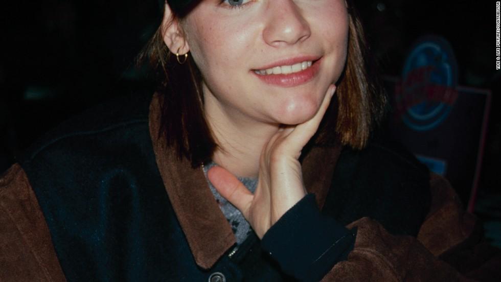 Claire Danes circa 1990