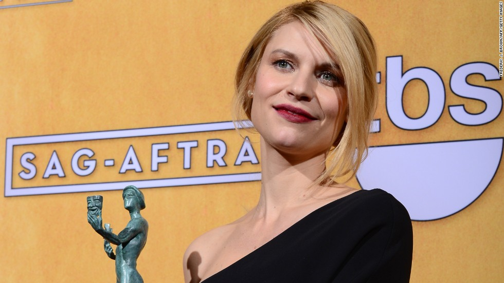 Claire Danes January 2013