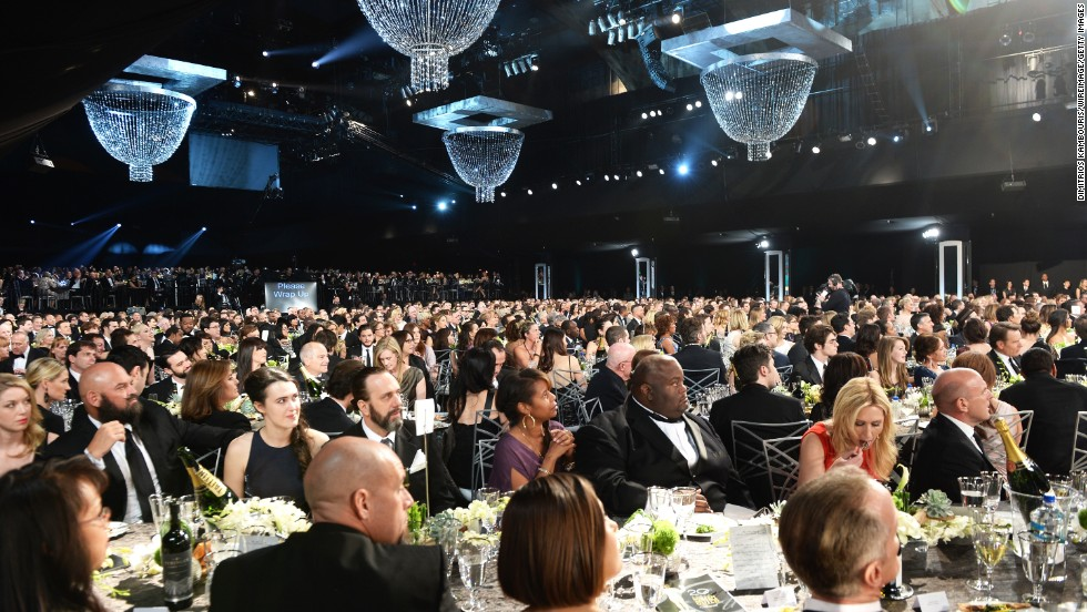 For Oscar watchers, the SAG Awards offer a key indicator of which way the wind is blowing among members of the Motion Picture Academy.