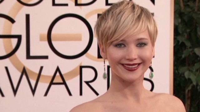 Teen asks Jennifer Lawrence to prom