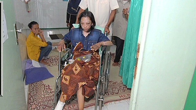 Indonesian maid allegedly abused