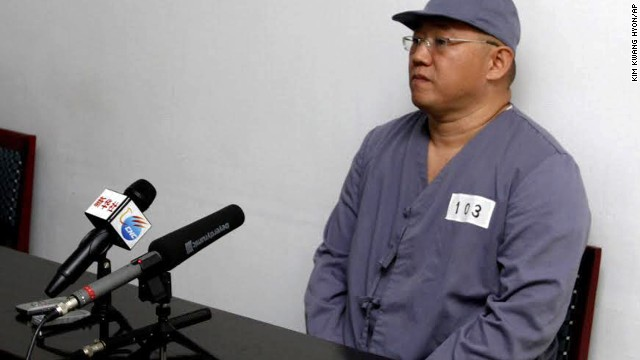 Kenneth Bae: I am a criminal