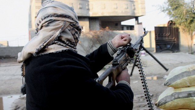 Iraqi armed rebellion