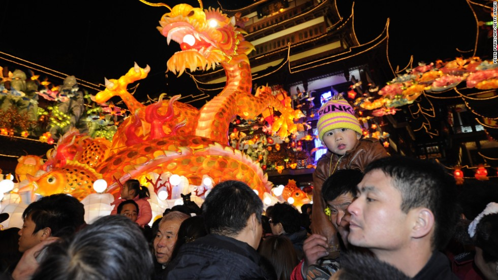 Contrary to popular belief, Chinese refer to the 15-day festival as Spring Festival or Lunar New Year -- not Chinese New Year.