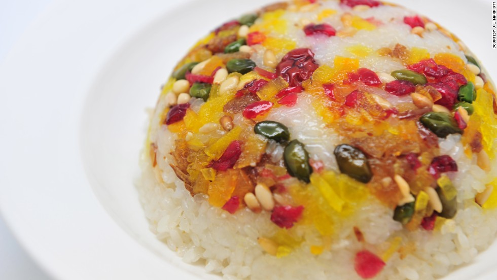"Sweet eats make for a sweet year. Lunar New Year is the time for traditional desserts such as babaofan or ""eight treasure rice"" (pictured), nian gao (rice pudding) and cripsy sugar dumplings."