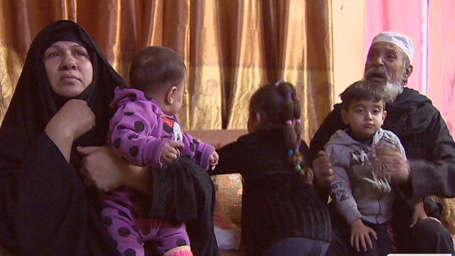 Violence in Iraq devastates family