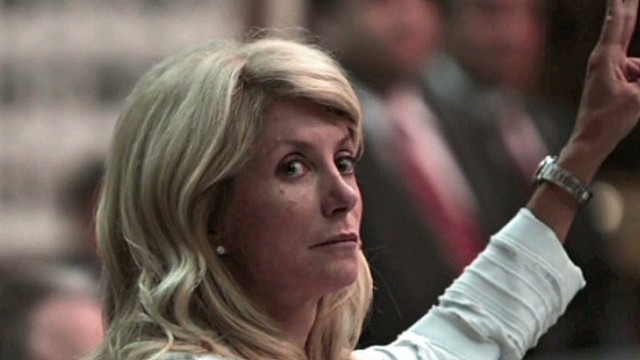 Wendy Davis book: Biography or tall tale?