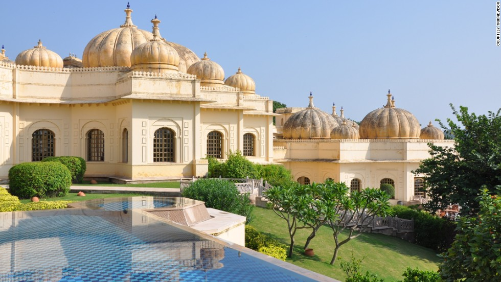 "No. 5: <a href=""http://www.oberoihotels.com/oberoi_udaivilas/"" target=""_blank"">The Oberoi Udaivilas</a> in Udaipur, India"
