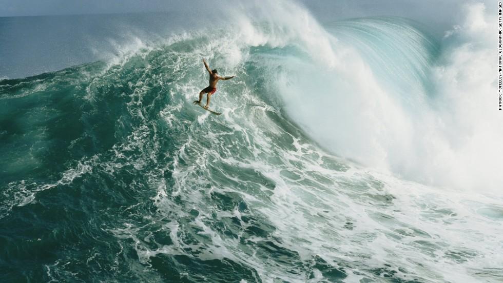 Best Surfing In Hawaiian Islands