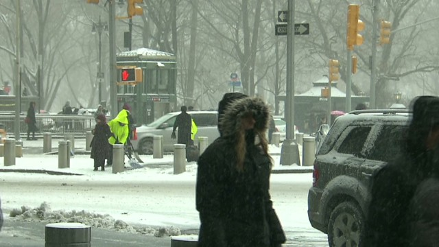 Winter weather continues to blast U.S.