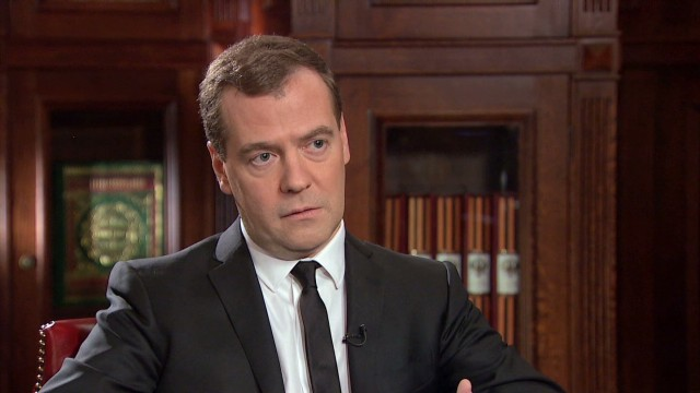 Medvedev on Iran/Syria invitation