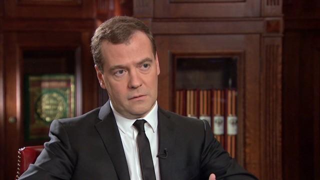 Medvedev on Iran/Syria invitation