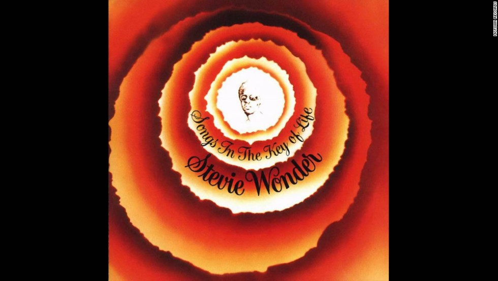 "Stevie Wonder's ""Songs in the Key of Life"" is considered one of his most epic works. At the 1977 Grammys, Wonder picked up four awards, including best pop vocal performance and album of the year."