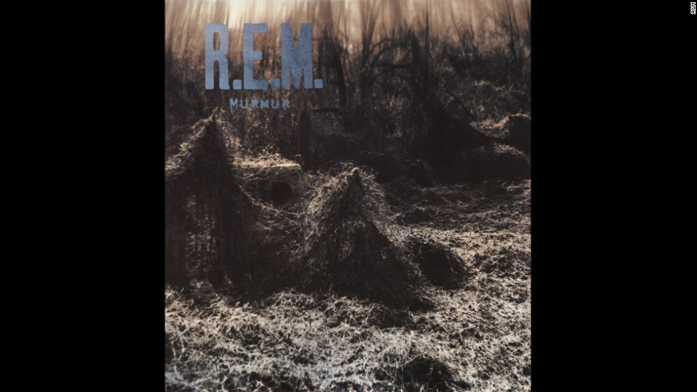 "From its cover photo of kudzu-covered mounds to tracks such as ""Moral Kiosk"" and ""9-9,"" R.E.M.'s 1983 LP debut, ""Murmur,"" is deliberately murky and obscure. The Athens, Georgia-based band buried instruments in the mix, including lead singer Michael Stipe's vocals. The result, however, is a melodic, often ethereal work that sounds unlike anything else. Neither the album nor the band garnered any Grammy nominations that year, but 1991's ""Out of Time"" was nominated for seven."