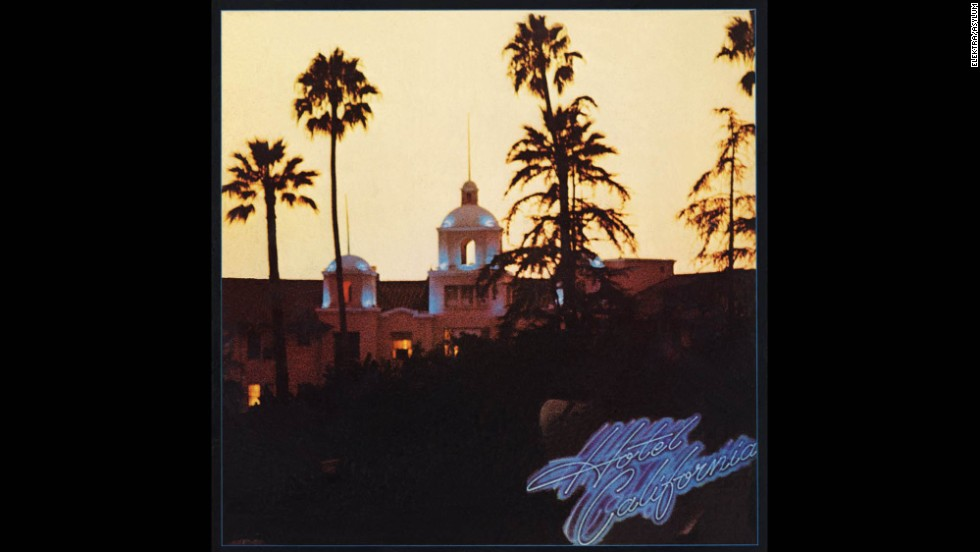 "Welcome to the ""Hotel California."" The Eagles album went on to become one of their best-selling and earned Grammys in 1978 for two of their singles. The album ultimately lost the album of the year Grammy to Fleetwood Mac's ""Rumours."""