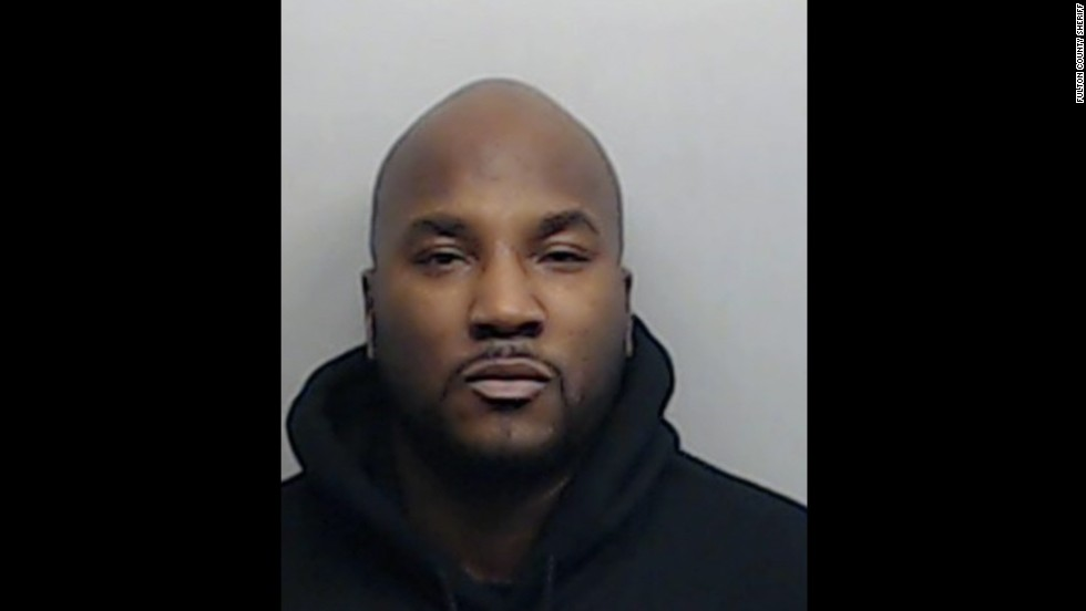 Young Jeezy, real name Jay Wayne Jenkins, was arrested in January 2014 in Alpharetta, a suburb of Atlanta, and charged with obstruction of a law enforcement officer. He was also arrested in California in August.