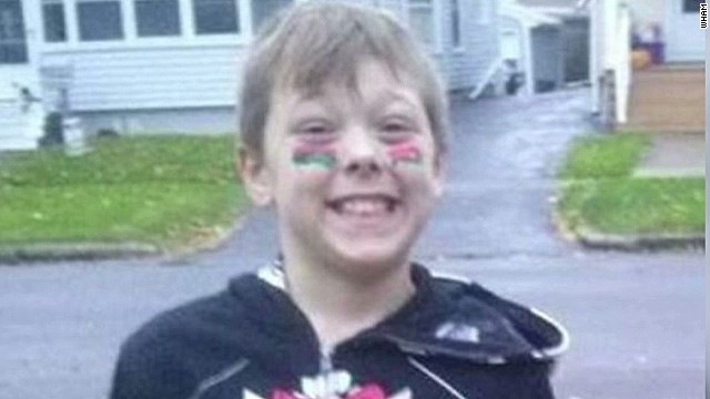 Hero boy dies trying to save grandfather